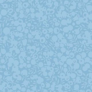 The Wiltshire Shadow Collection Basic China Blue Blau