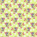 Tula Pink Curiouser & Curiouser Painted Roses PWTP161...