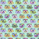 Tula Pink Curiouser & Curiouser Tea Time PWTP163...
