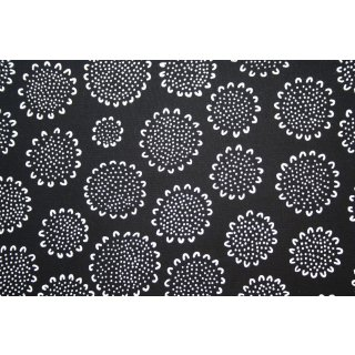 Blueberry Park Dotty Black Schwarz