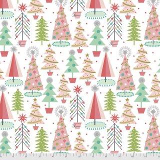 Christmas Spruces Fa La La Weihnachten Weihnachtsfichte Weiß White