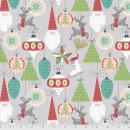 Bells & Baubles Fa La La Weihnachten Christmas Kugeln...
