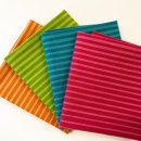 FQ Paket Ombre Wovens by V and Co. 4 Farben Pink. Lime,...