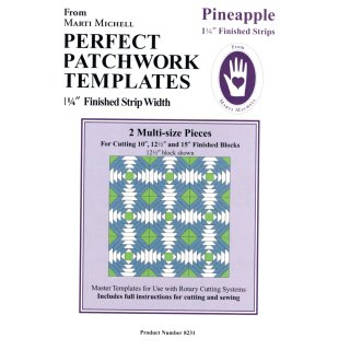 Pineapple  Lineal Set  1 1/4  Marti Michell 8231