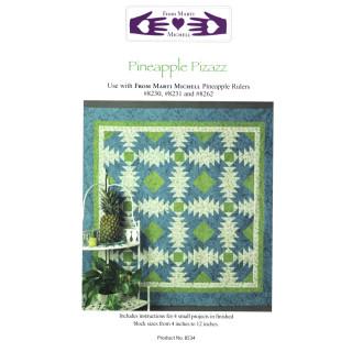 Pineapple Pizazz Ideenheft  Marti Michell 8534