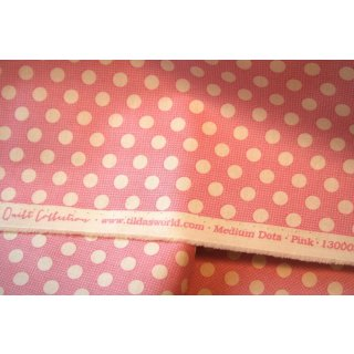 Medium Dots Pink Rosa Tilda