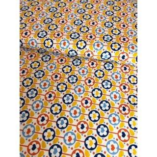 Tante Ema Folly Woods Zuckerwatte Blau Gelb Orange