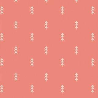 Cozy & Magical Simple Defoliage Sugar Weihnachten Art Gallery Peach