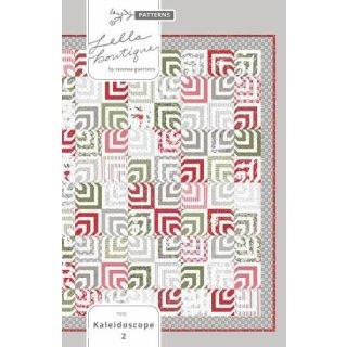 Kaleidoscope Pattern Schnittmuster Lella Boutique Patterns