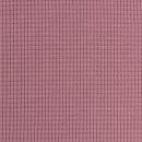 Baumwolljersey Waffeljersey Altrosa 100% Baumwolle