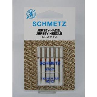 Jersey-Nadeln SUK 80er für Haushaltsmaschinen Schmetz