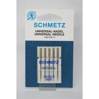 Universal-Nadel 60er für Haushaltsmaschinen Schmetz