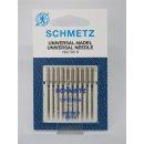 Universal-Nadel 90er für Haushaltsmaschinen Schmetz...