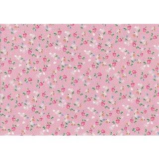 Grandale Ditsy Pink Blumen