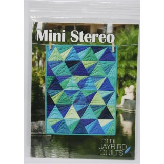 Mini Stereo Pattern Tutorial