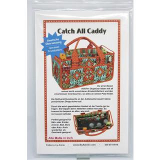 Catch All Caddy Anleitung in Deutsch