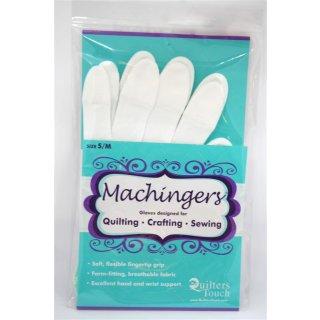 Quilt Handschuhe (S/M) Machingers Gloves