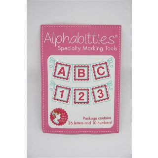 Alphabitties Specialty Marking Tools Pink Spezial Markierung