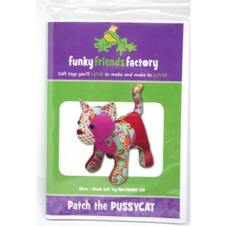 Patch The Pussycat  Pattern Schnittmuster